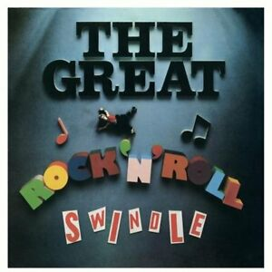 SEX PISTOLS: THE GREAT ROCK 'N' ROLL SWINDLE REMASTERED CD NEW