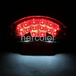 16-LED-Tail-Light-4-BMW-Motorcycle-bike-F650-F800-R1200