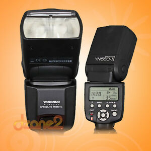 New-YONGNUO-Speedlite-YN560-II-flash-for-Canon-Nikon-F393