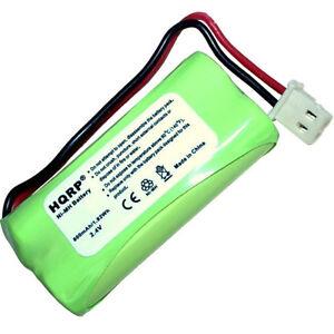 HQRP-Cordless-Phone-Battery-for-VTech-BT175242-BT183342-BT283342-Replacement