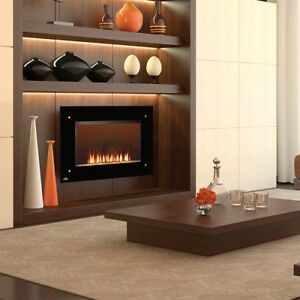 napoleon ef39s electric fireplace modern contemporary