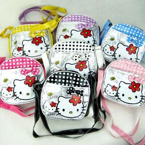 New-Hellokitty-Purse-Shopping-Bag-Cute-Mini-Colors-Girl-Gift
