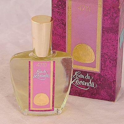 Vintage 4711 Eau De Lavanda Cologne 50ml