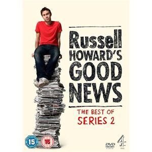 Russell Howard's : Good News - Best Of Series 2 - New DVD