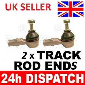 2-x-Steering-Tie-Track-Rod-Ends-Vauxhall-Corsa-C-00-07-Corsa-93-97-Nova