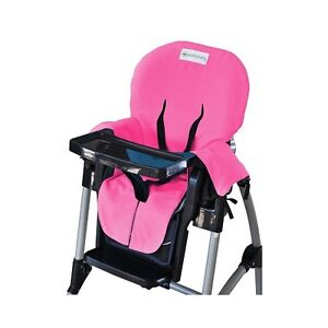 grubby bubby high chair cover for baby toddler pink ebay. Black Bedroom Furniture Sets. Home Design Ideas