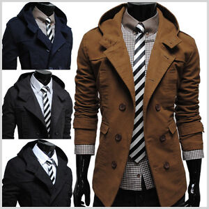 ALM-THELEES-Mens-casual-double-slim-fit-cotton-hood-trench-stylish-coat-Jacket