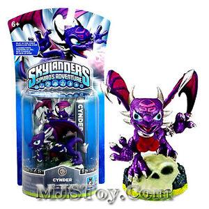 NIB-HOT-Skylanders-Spyros-Adventure-Action-Figure-Cynder-Skylander-VERY-RARE