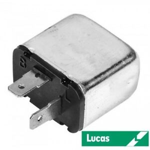CLASSIC MINI LUCAS FLASHER RELAY UNIT WITH SIDE REPEATERS GFU2125, 4M5