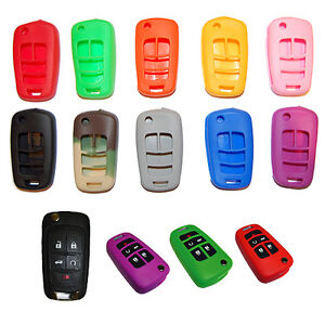 2010-2011-2012-2013-2014-GMC-Denali-Terrain-Remote-Key-Chain-Cover