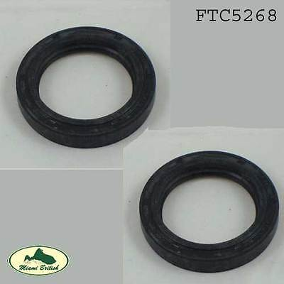 Land Rover Inner Stub Axle Seal X2 Discovery Defender Rr Classic Ftc5268 Corteco
