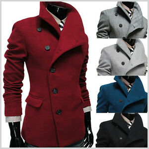 THELEES-Mens-Casual-Fitted-Jacket-Blazer-Coat-Collection