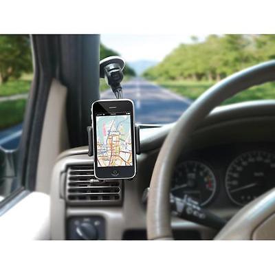 Mac Auto Window Phone Mount For Tracfone Lg 840g 440g 530g Optimus Dynamic 221c