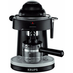 espresso machine top