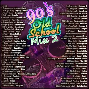 Dj kenny 90 39 s old school mix vol 2 mix cd ebay for Classic 90s house vol 2
