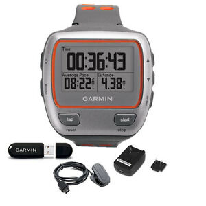 New-Garmin-Forerunner-310XT-GPS-Speed-Distance-Pace-Running-Watch-010-00741-00
