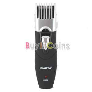rechargeable electric beard hair clippers trimmer set 04 ushk. Black Bedroom Furniture Sets. Home Design Ideas