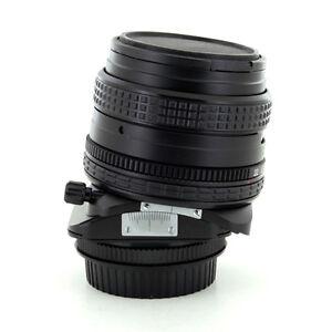 Arsat 80mm f/2.8 Tilt Shift TS Lens for Canon EOS SLR DSLR Camera, NEW, in USA