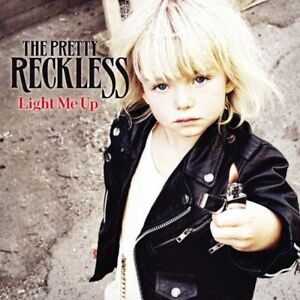 THE PRETTY RECKLESS: LIGHT ME UP CD NEW