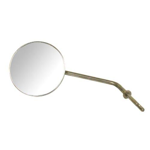 Vw Air Cooled Mirror Chrome Side View Left Vw Bus Pre 1977