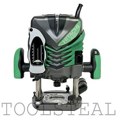 Hitachi M12V2 3-1/4 HP Variable Speed Plunge Router NEW FREE SHIP