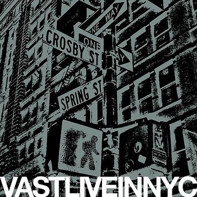 Vast Live In Nyc Digital Download Direct From Vast Music