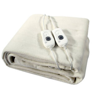 DOUBLE-SIZE-ELECTRIC-BLANKET-140CM-x-150CM-WASHABLE-HEATED-UNDER