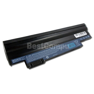 9 Cell Battery For Acer Aspire One D255 D260 522 722 Ao72...