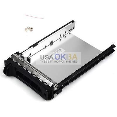 3.5 Scsi Hard Drive Tray Caddy D969d For Dell Poweredge 800 1600 2650 2800 2850