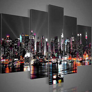 top bild leinwand bilder new york gr e farbe w hlbar lila schwarz 6019516 27 1o2h128x. Black Bedroom Furniture Sets. Home Design Ideas