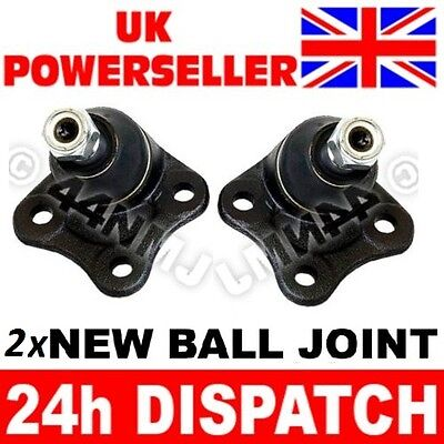 VW BEETLE GOLF MK4 AUDI A3 SEAT LEON ETC FRONT + LEFT lower Ball Joint Balljoint