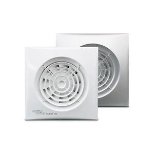 Silent100 Fan Kitchen Bathroom Ventilation Air Conditioning Fan