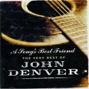 JOHN-DENVER-NEW-CD-A-SONGS-BEST-FRIEND-VERY-BEST-OF-GREATEST-HITS-COLLECTION