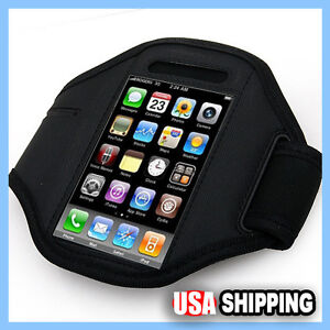 Sports Running Arm Armband Cover Case Holder for iPhone 4S 4 4G 3GS iPod Touch