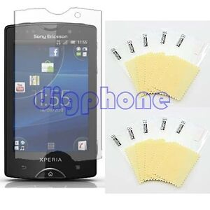 10-Screen-protector-for-Sony-Ericsson-Xperia-Mini-Pro-SK17i