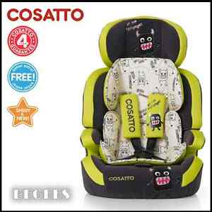 BRAND-NEW-IN-BOX-COSATTO-ZOOMI-GROUP-123-CAR-SEAT-LITTLE-MONSTER-FROM-9KG-36KG