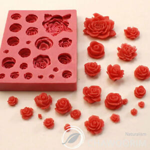 ROSE-series-21PCS-No-9-Decoration-Silicone-molds-Soap-Making-Supplies-CHAWOORIM