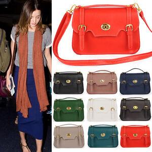 Womens-Bags-Handbag-Satchel-Messenger-Cross-Body-Sholuder-Baguette-Evening-Purse