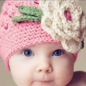 Infant-Toddler-Beanie-baby-Hat-Cap-Crochet-Handmade-Photography-Prop-Kid-ph-G04