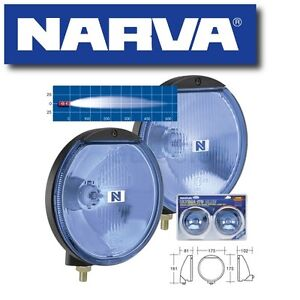 NARVA-ULTIMA-BLUE-175-DRIVING-LIGHT-LIGHTS-KIT-COMBO-BEAM-4X4-NEW-100W-71660BE