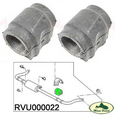 LAND ROVER REAR SUSPENSION STABILIZER BAR BUSHING SET W/ACE RR SPORT 06-13 OEM