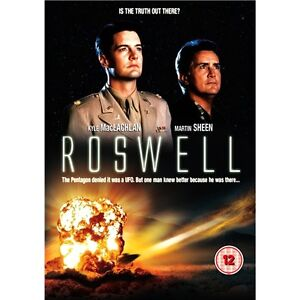 Roswell - DVD NEW & SEALED - Kyle MacLachlan, Martin Sheen & Dwight Yoakam