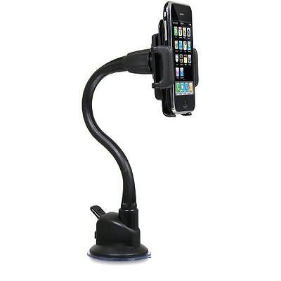 Macally Windshield Smart Phone Mount For Att Motorola Moto X Atrix 2 Tundra Cell