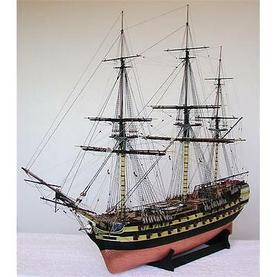 HMS Vanguard Wooden Ship Kit - Victory Models HPS/1300/04
