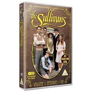 The Sullivans : Volume 1 - DVD NEW & SEALED - Episodes 1-50