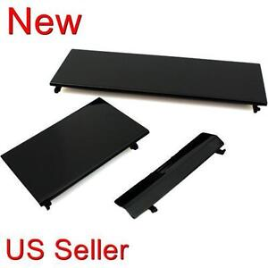 3-Black-Replacement-Door-Slot-Cover-Lid-Part-for-Nintendo-Wii-Console-System-New