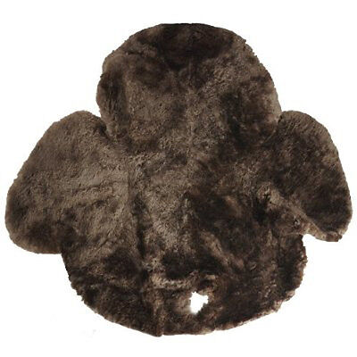 Z70Genuine Australian Sheepskin Western Saddle Seat Saver Deluxe Wool Wst Bn1627