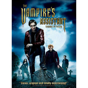 NEW Vampires Assistant-Cirque Du Freak