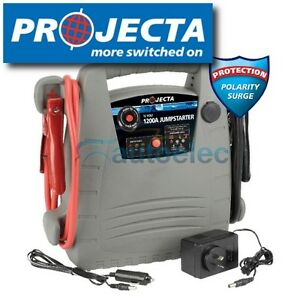 PROJECTA-HP1200-CAR-BATTERY-JUMP-STARTER-380-AMP-JUMPSTARTER-PACK-POWER-SUPPLY