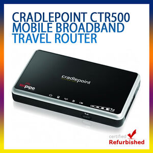Cradlepoint-CTR500-Router-WiFi-Mobile-Hotspot-3G-4G-6-75-Mbps-2-Port-10-100